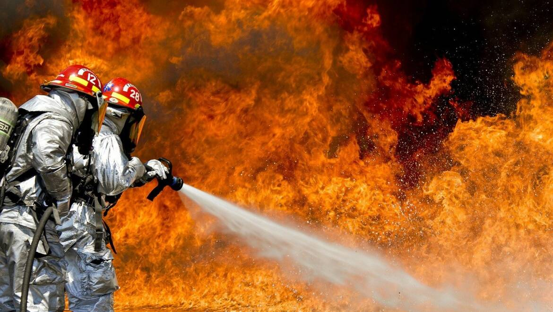 Środki ochrony przeciwpożarowej